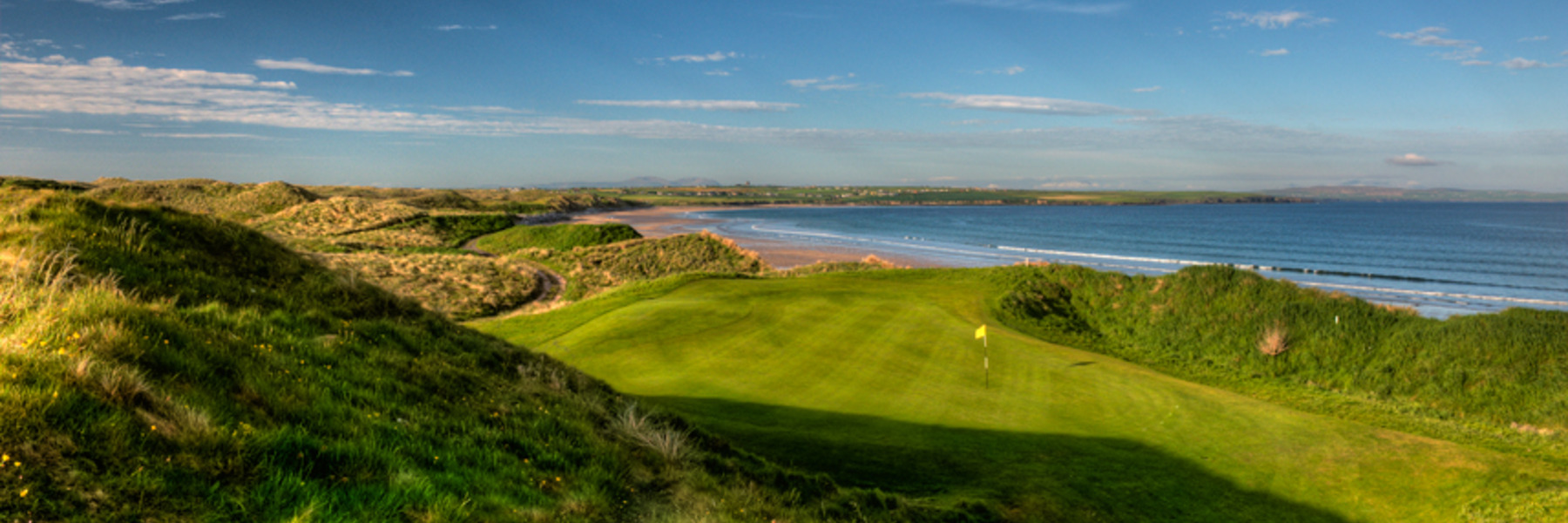 Golf Vacation Package - South West Ireland Stay and Play - 5 Nights / 4 Rounds + Minivan for $1549 total per person!