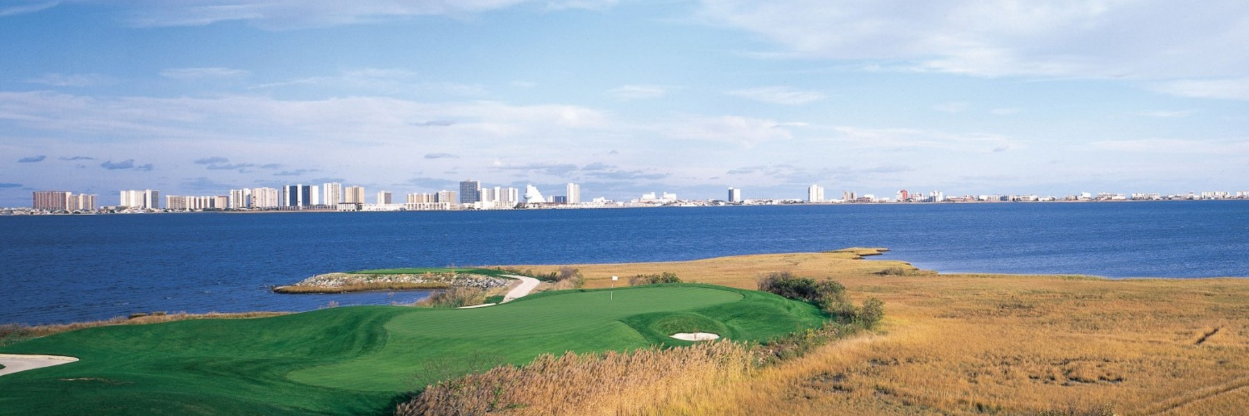 Golf Vacation Package - Triple Crown Package with Free Night in Golf Course Townhouse - For $415 TOTAL per person!