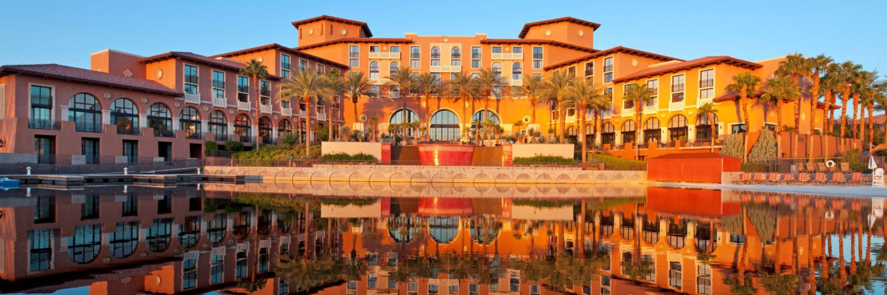 Golf Vacation Package - Lake Las Vegas - Reflection Bay, South Shore, Breakfast and more for $249!