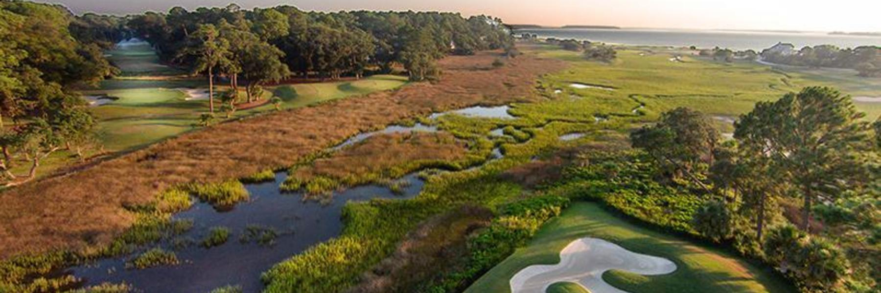 Golf Vacation Package - Play the Best of the Best in Hilton Head This Winter!