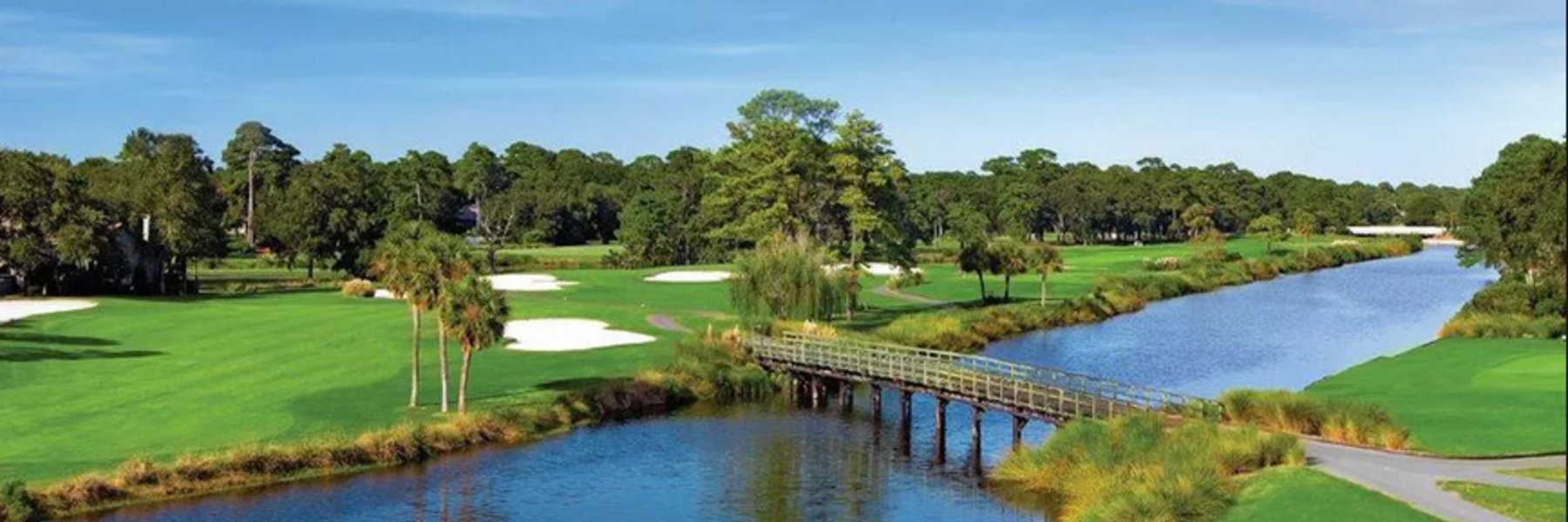 Golf Vacation Package - Stay at the Omni and Play all 3 Palmetto Dunes Courses this Spring for $199/day!