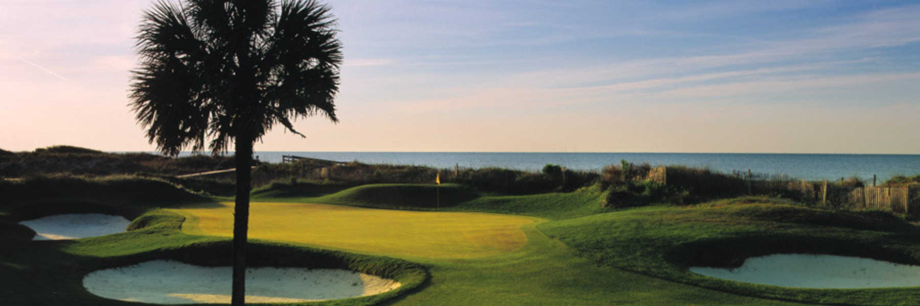 Golf Vacation Package - Kiawah Island Resort Stay and Play - $299 per person, per day!