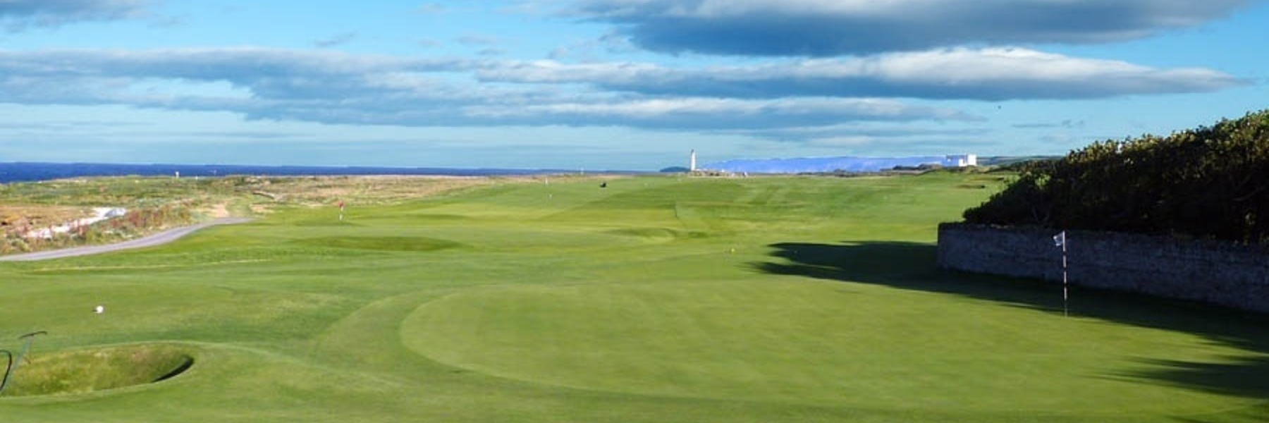 Golf Vacation Package - Edinburgh Summer Stay and Play - 5 Nights/3 Rounds + car for $1499!