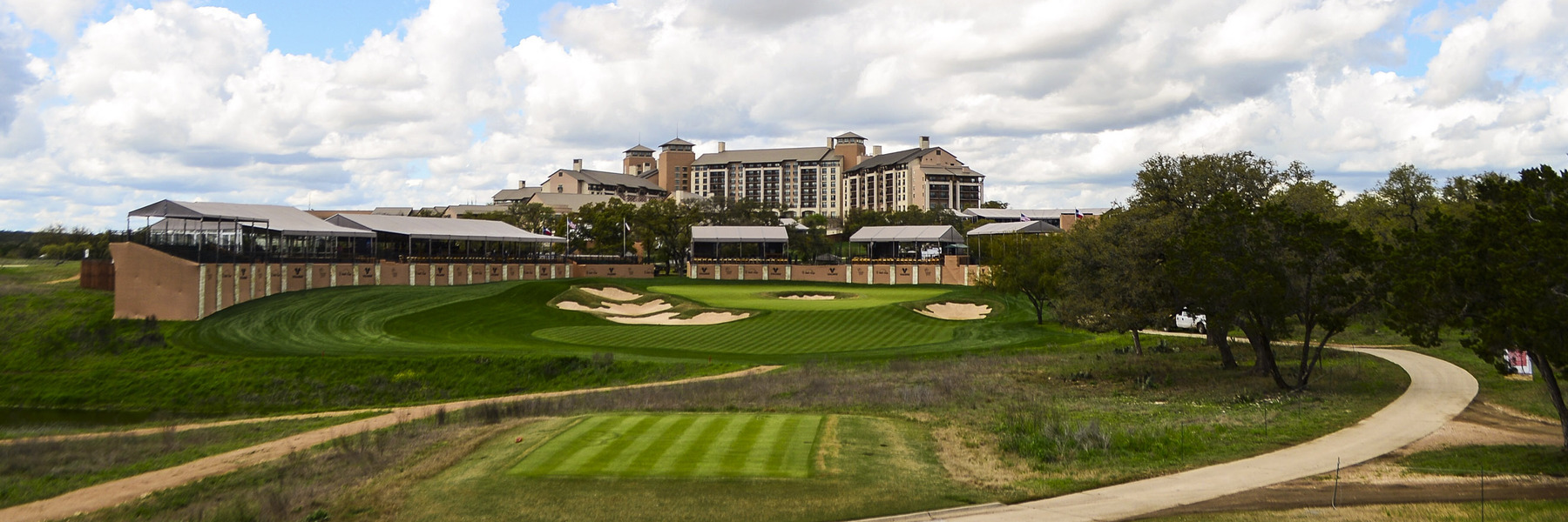 Golf Vacation Package - La Cantera Resort + TPC Oaks and Canyons, and The Quarry for $279!