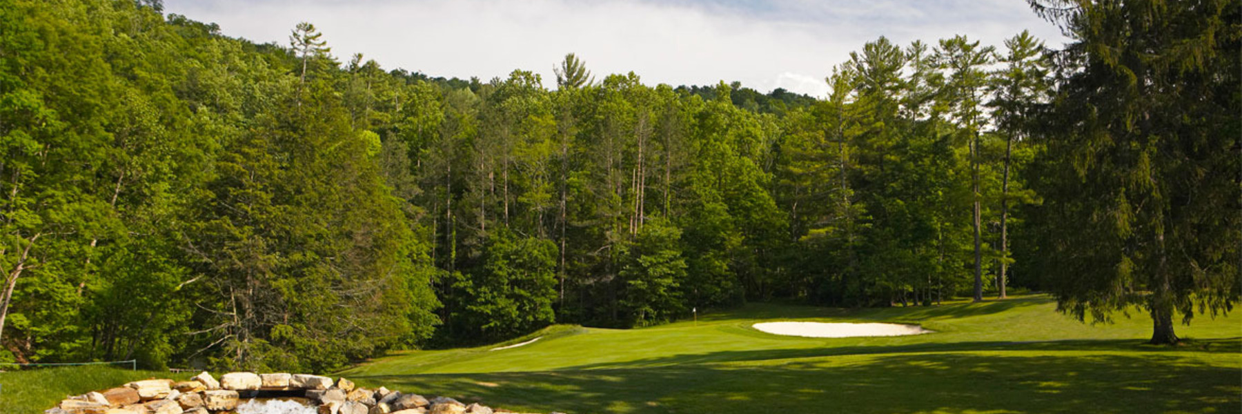 Golf Vacation Package - The Homestead - 2 Nights Lodging and 3 days of UNLIMITED GOLF for $510 Total!!