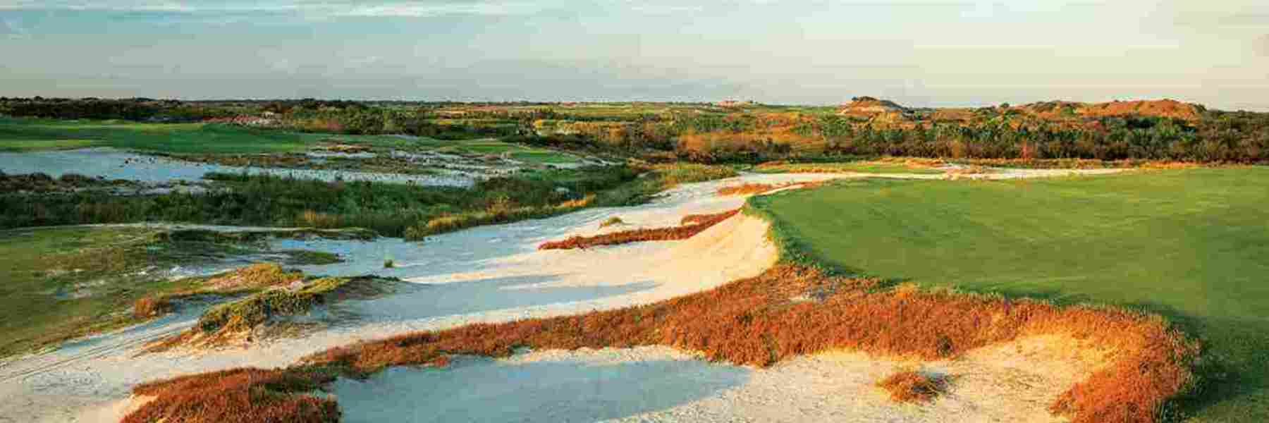 Golf Vacation Package - Streamsong Black