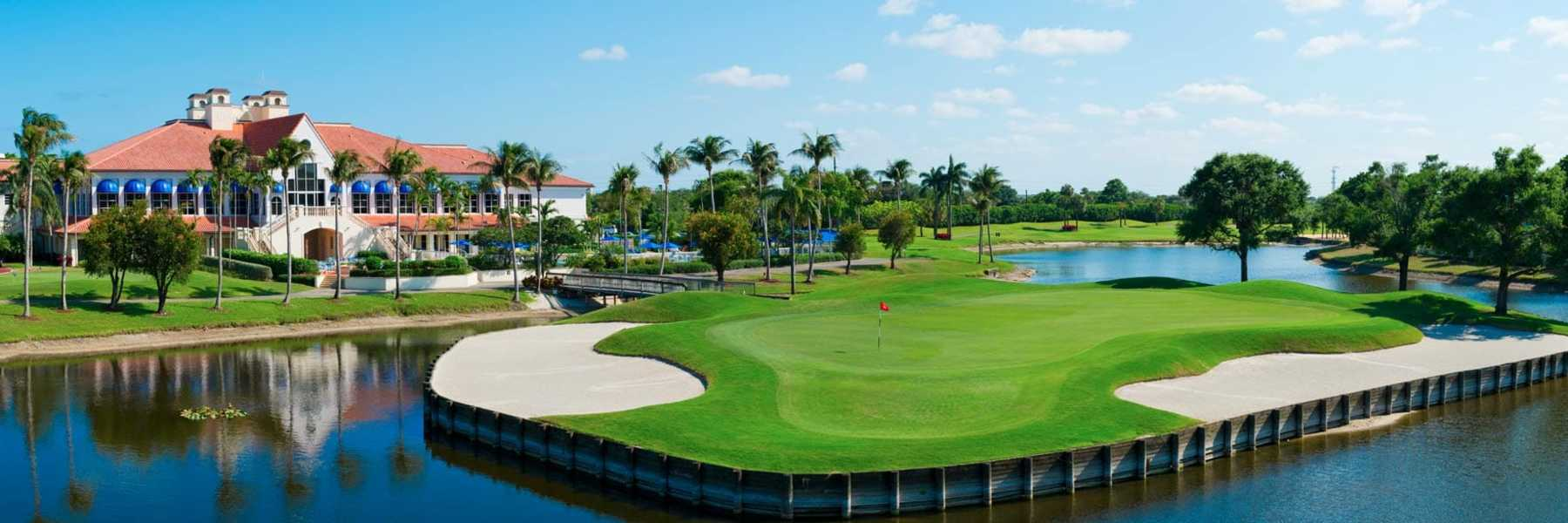 Golf Vacation Package - Boca Raton Resort Country Club Course