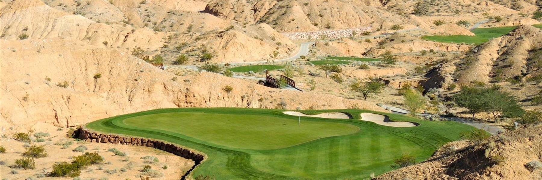Golf Vacation Package - Fall Special- Eureka + Wolf Creek / Conestoga / Falcon Ridge / Coyote Springs for $189!!