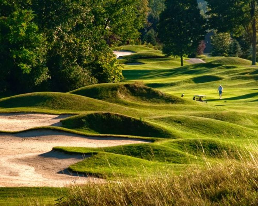 Golf Vacation Package - Crystal Springs Fall Package for $229/person per day!