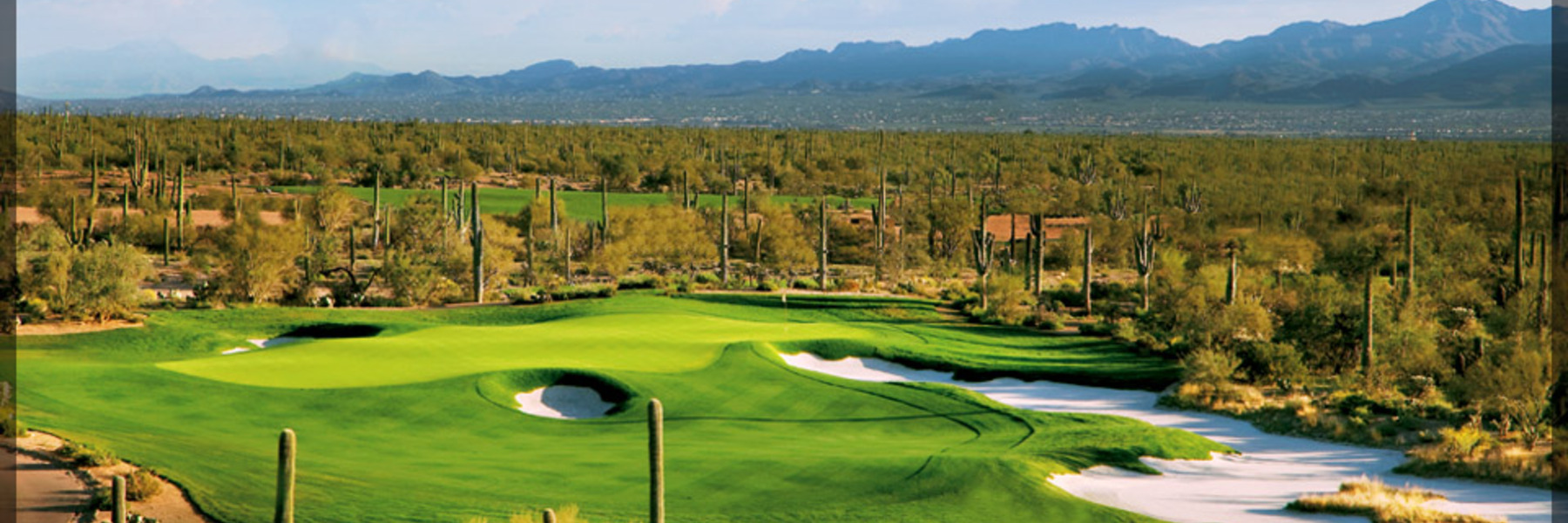 Golf Vacation Package - Luxury Villa + Dove Mtn/Vistoso/AZ National/Conquistador for $209!
