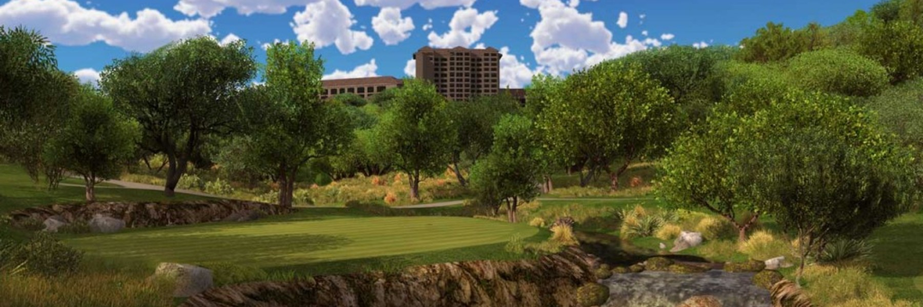 Golf Vacation Package - Omni Barton Creek Golf Resort - Fazio Foothills Course