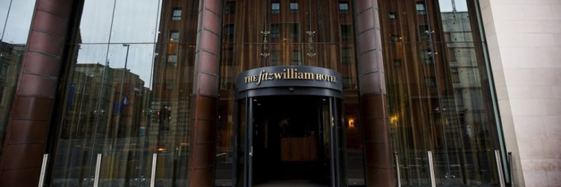 Golf Vacation Package - The Fitzwilliam Hotel Belfast