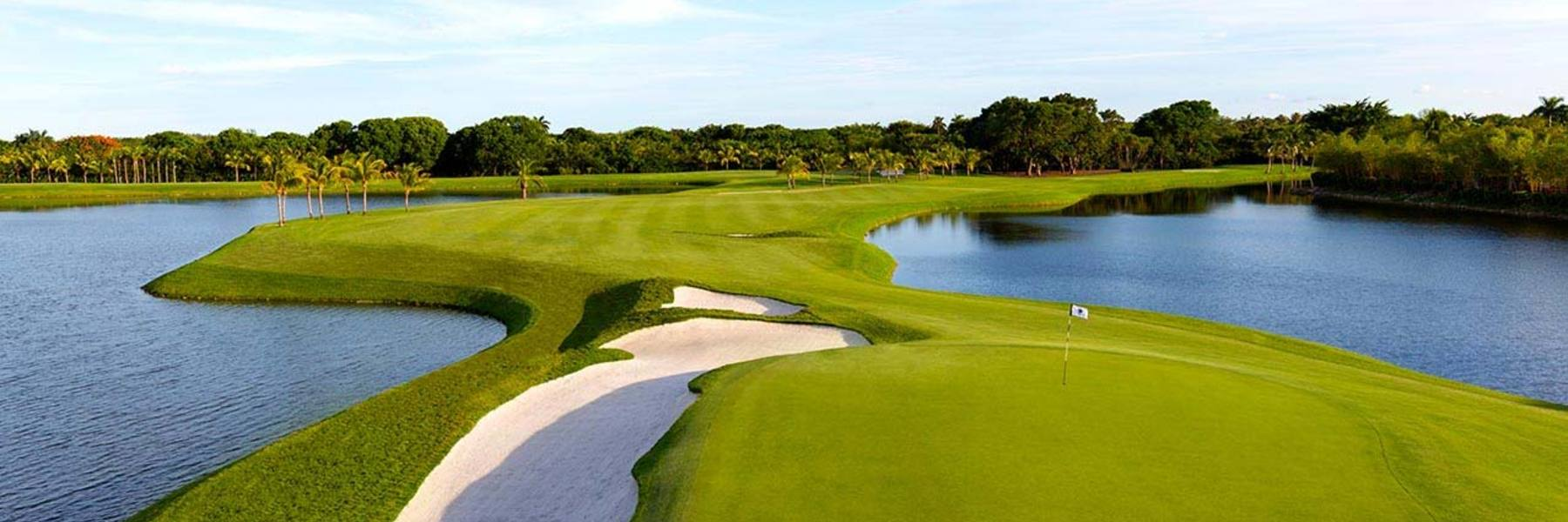 Golf Vacation Package - Doral Golden Palm Course