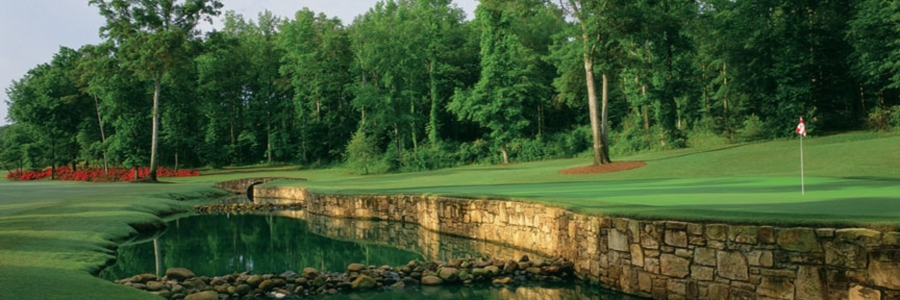 Golf Vacation Package - Spring Golf Deal on Reynolds Stay and Play!