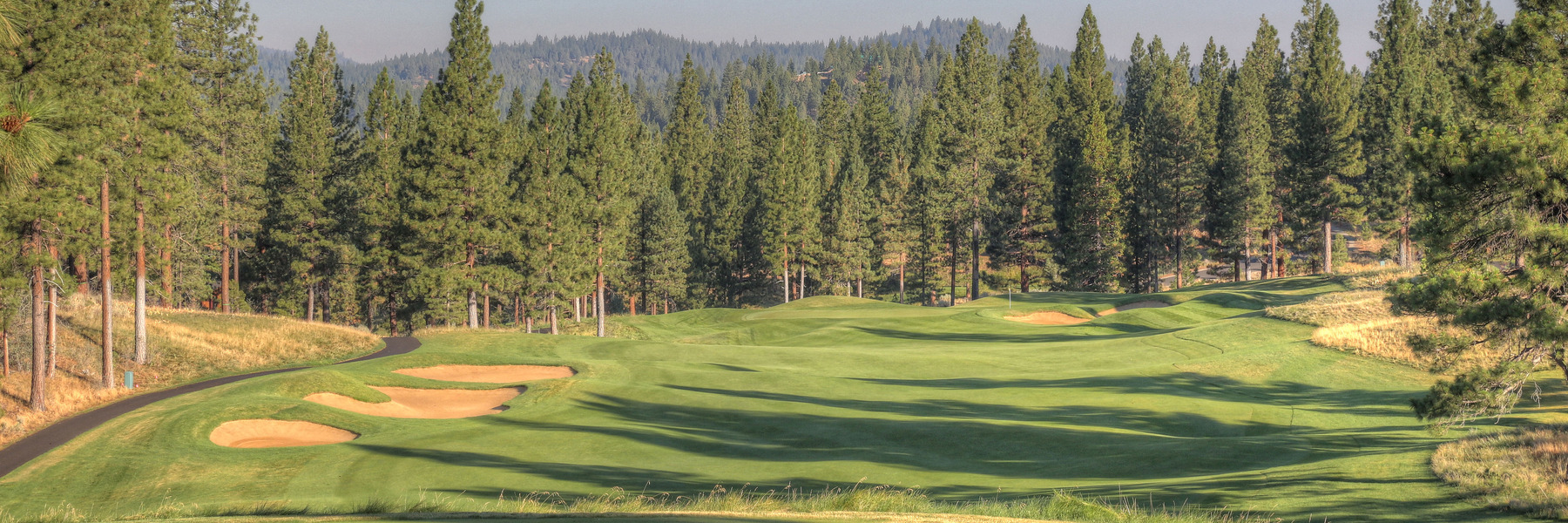 Golf Vacation Package - Grizzly Ranch Golf Club