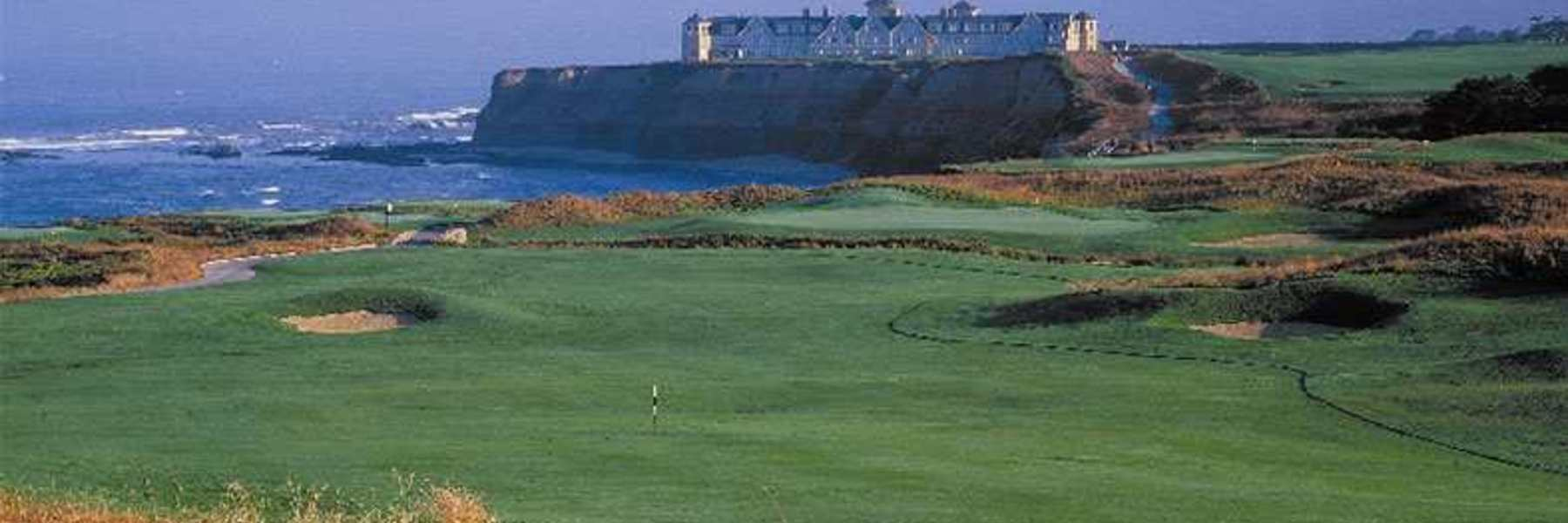 Golf Vacation Package - Half Moon Bay Golf Links