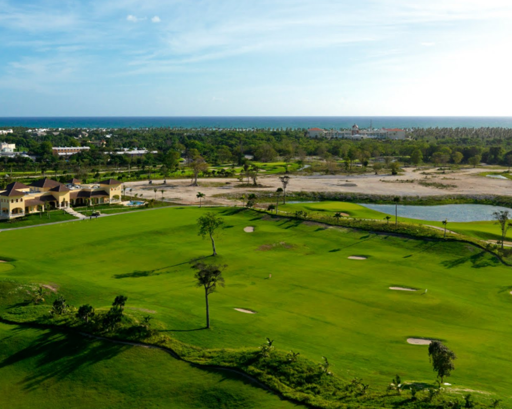 Golf Vacation Package - Iberostar Grand Resort Bavaro - Luxury All-Inclusive + Great Golf for $394 per day!