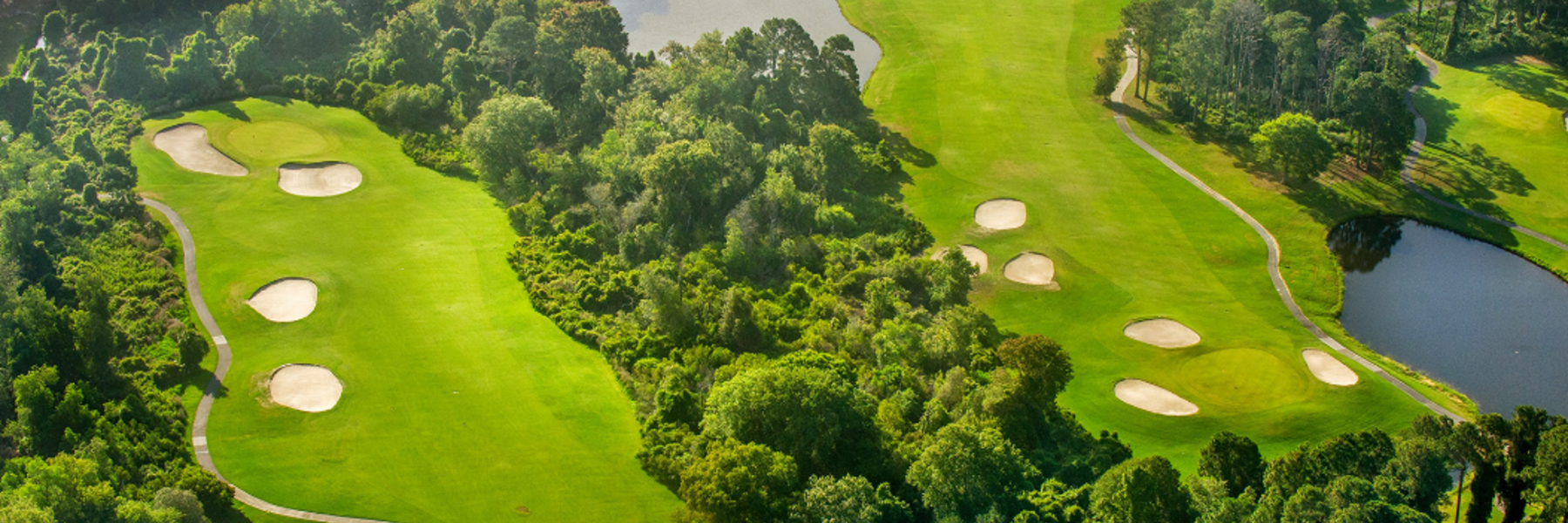 Golf Vacation Package - Jekyll Island Golf-Indian Mound Course