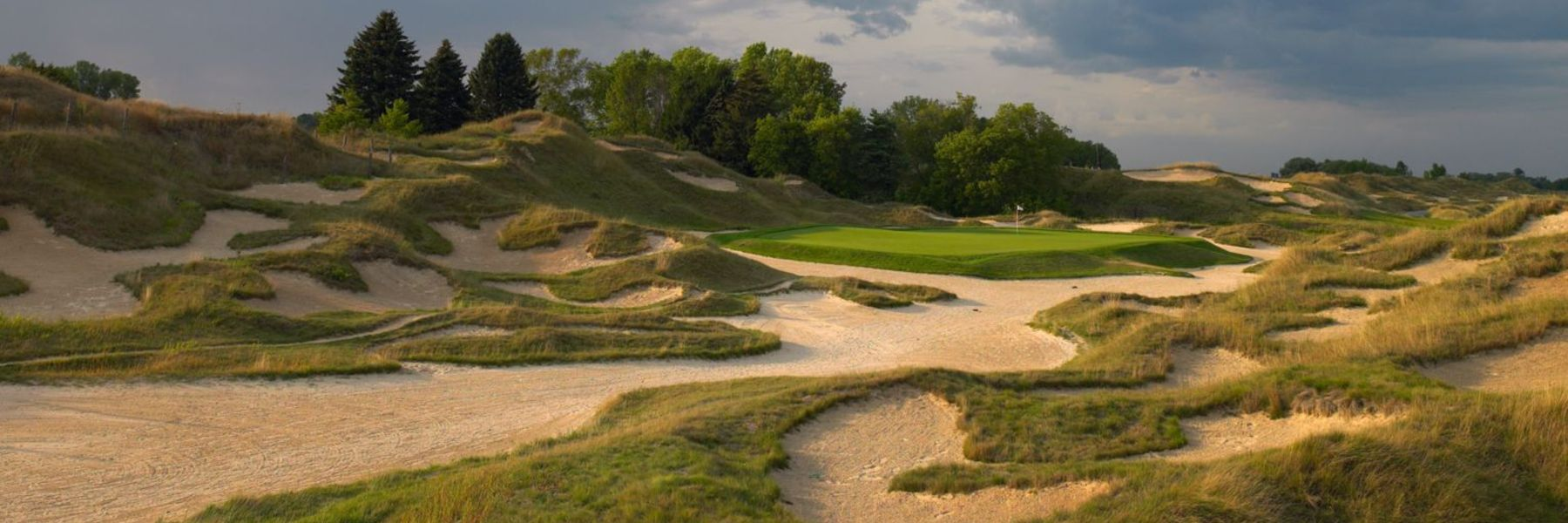 Whistling Straits Golf Vacation Packages