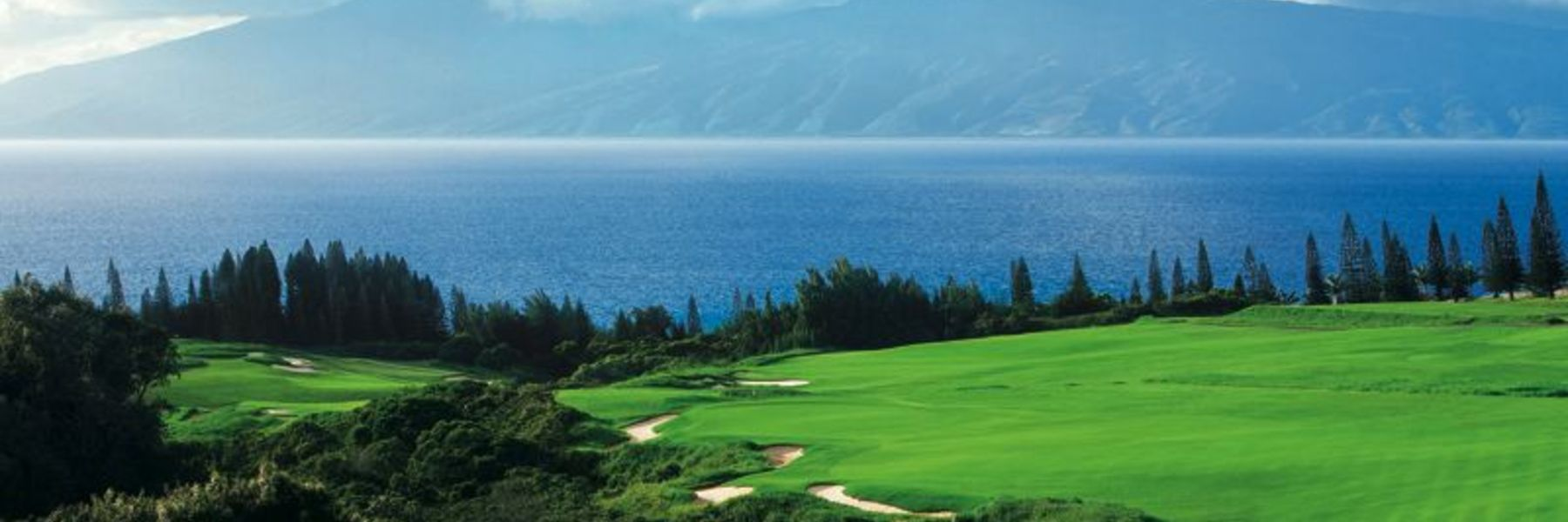 Golf Vacation Package - Kapalua - Plantation