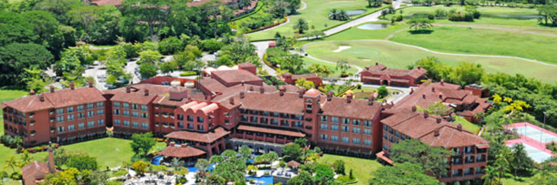 Golf Vacation Package - Los Suenos Marriott Ocean & Golf Resort