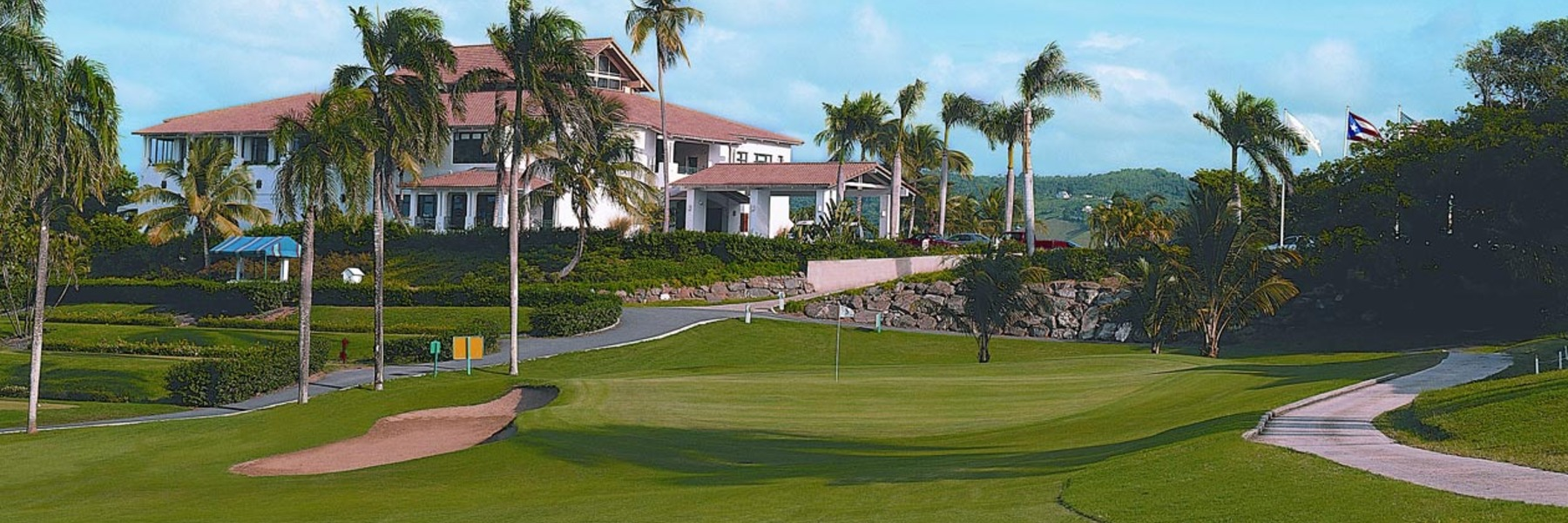 Golf Vacation Package - Wyndham Grand Rio Mar Resort - Ocean Course