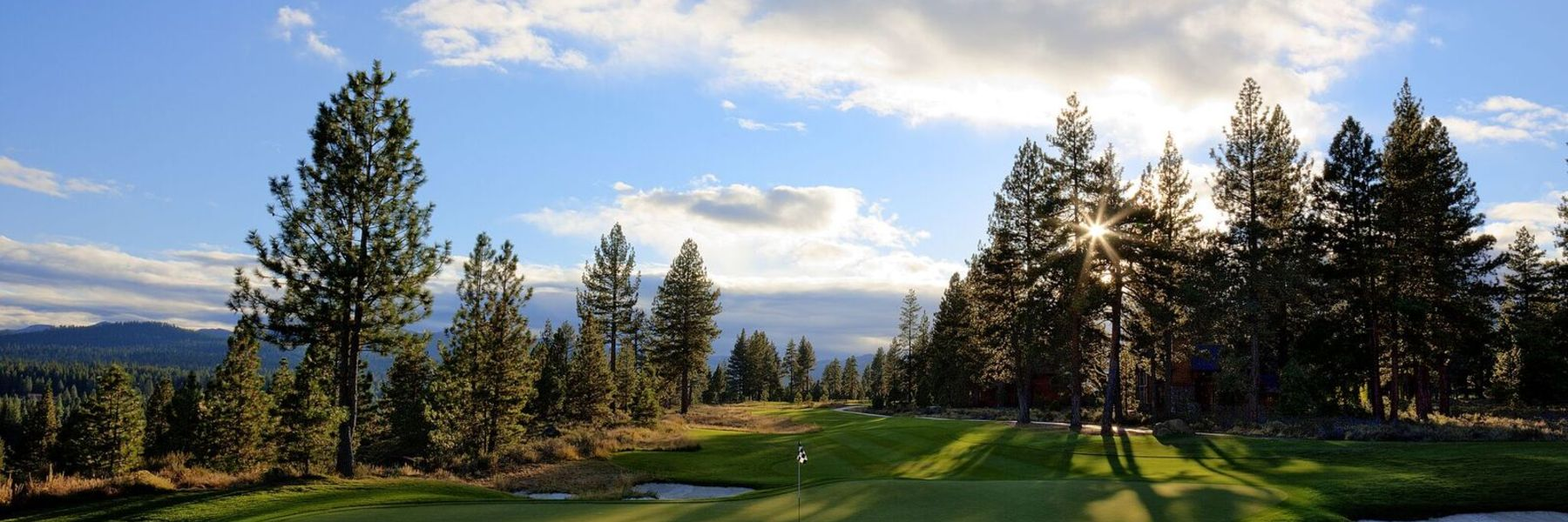 Golf Vacation Package - Silver Legacy Casino + Grizzly Ranch, Gray