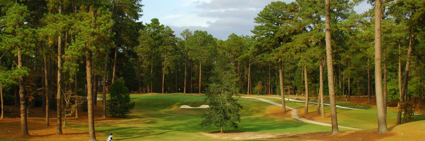 Golf Vacation Package - Pinehurst No. 1