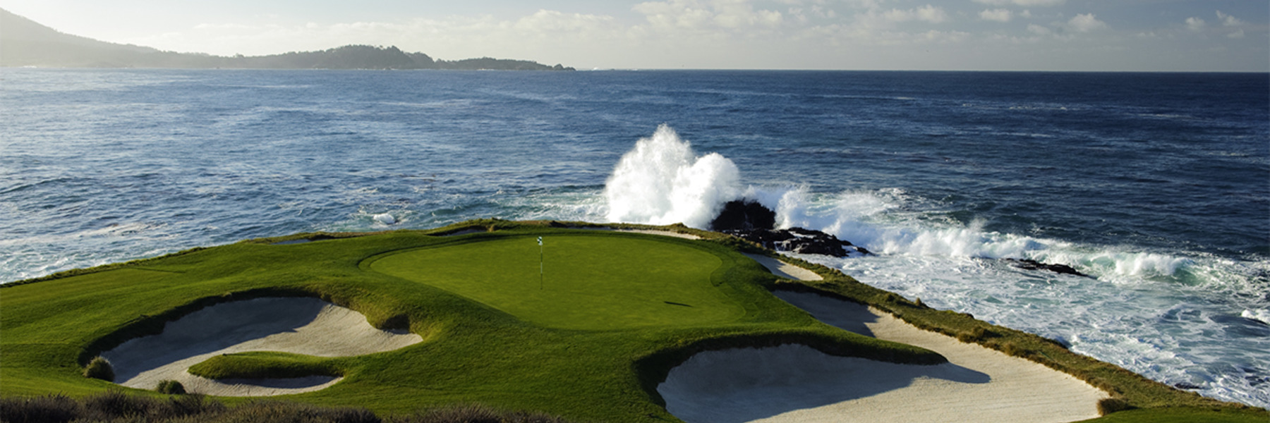 "Golf Vacation Package - Pebble Beach Stay and Play for $619 ""all in"" per person per day!"