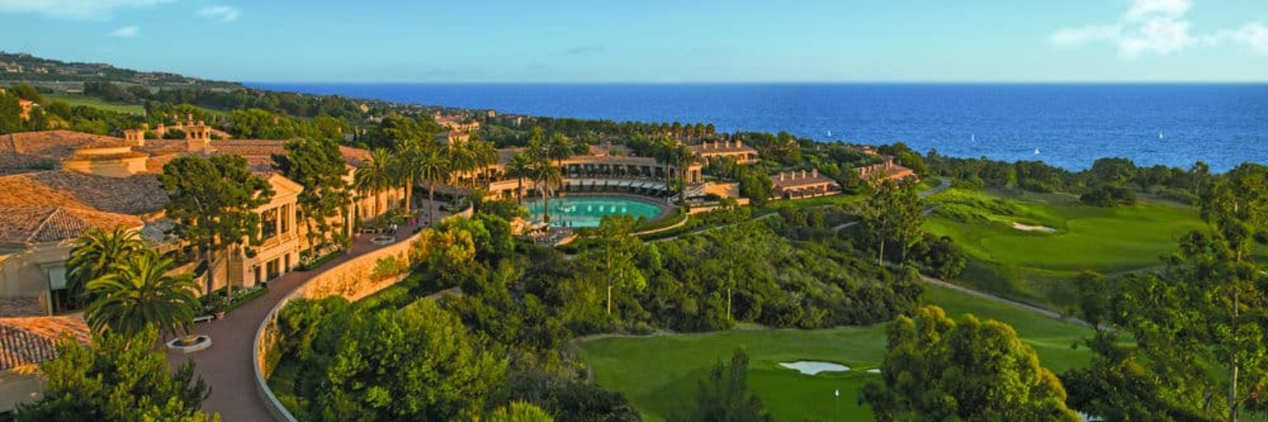 Golf Vacation Package - Oceanview Bungalow/Villa - Oceanside Golf and Breakfast for $489!