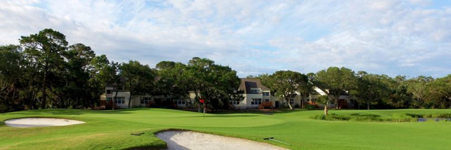 Golf Vacation Package - The Plantation Course at Edisto