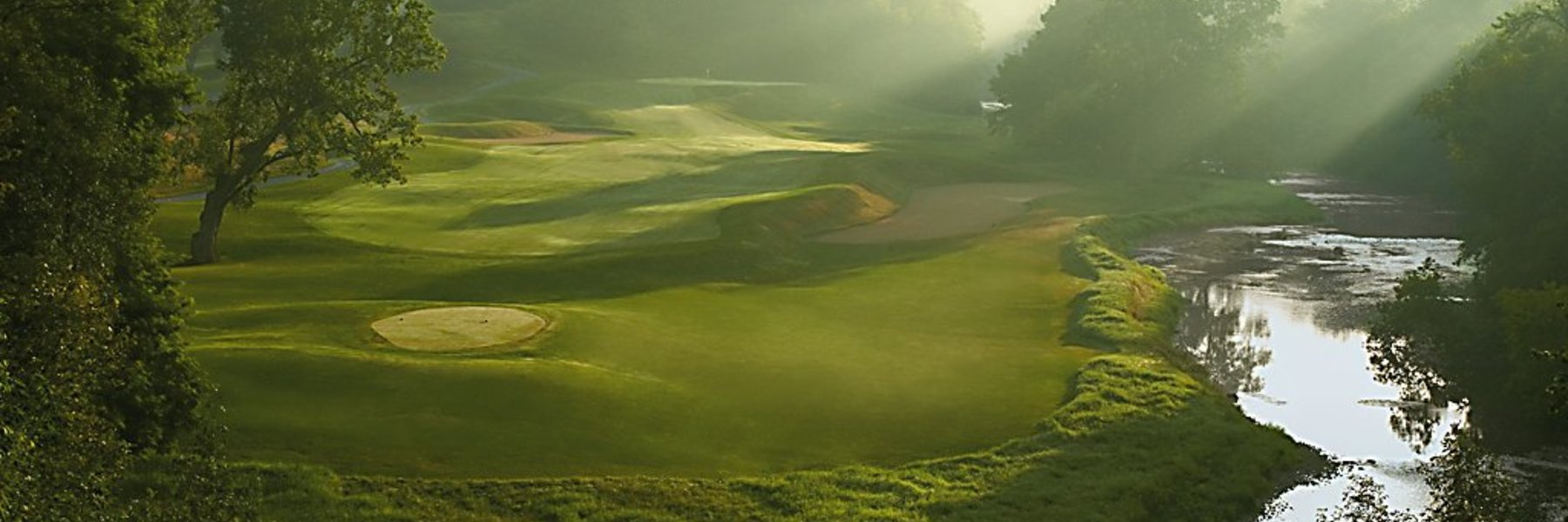 Golf Vacation Package - Blackwolf Run - River Course