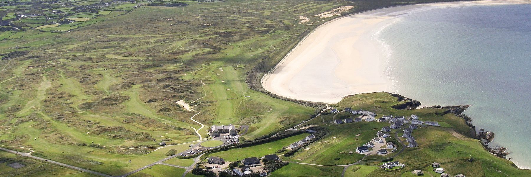 Golf Vacation Package - Ireland North - 6 Nights and 5 Rounds with vehicle for $1629!