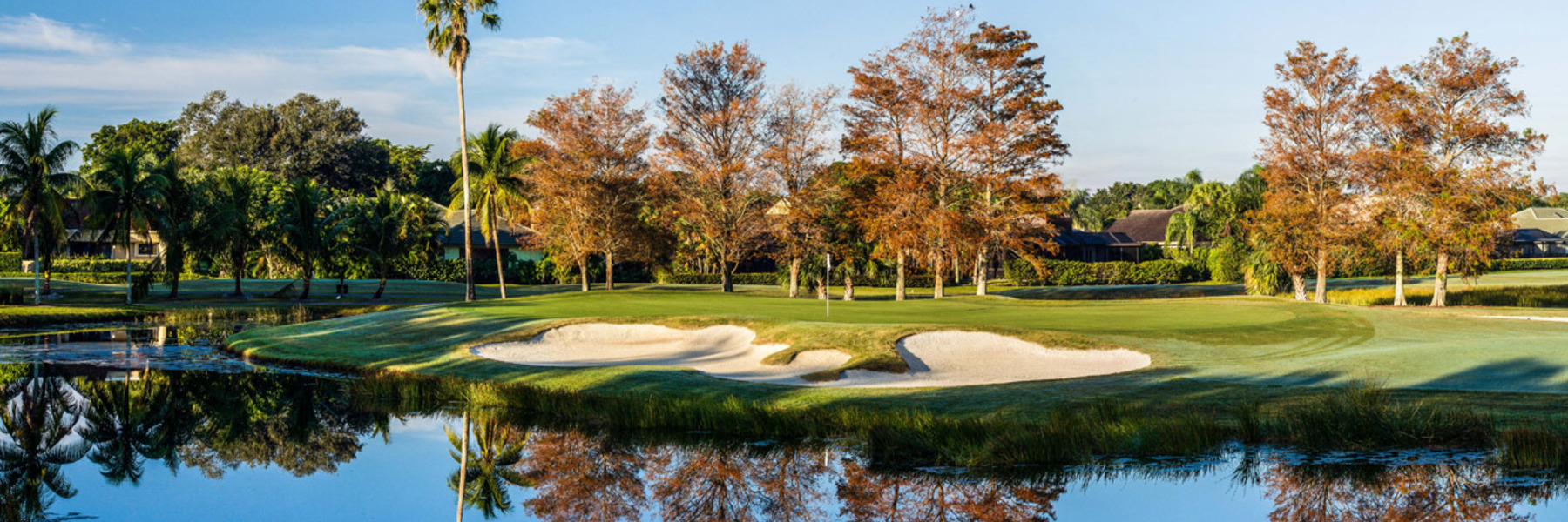 Golf Vacation Package - PGA National Summer Escape Unlimited Daily Golf Getaway from $146 per day!