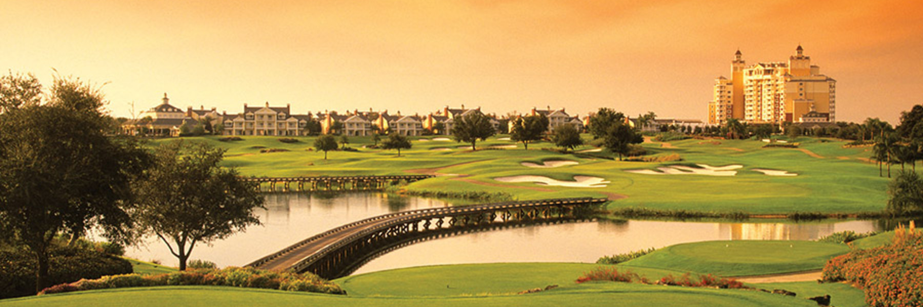 Golf Vacation Package - Reunion Summer Blow-Out Special at $149 per person, per day!