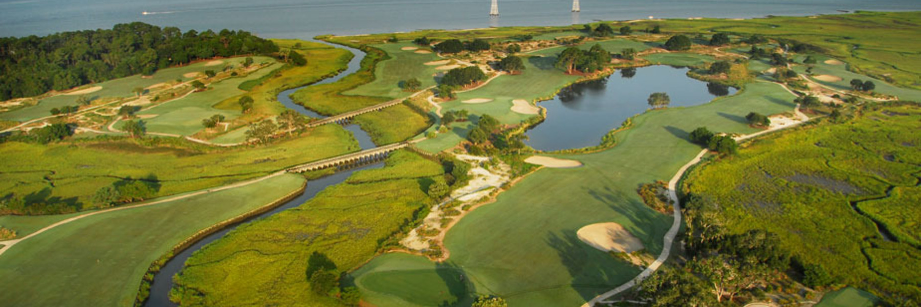 Golf Vacation Package - Seaside Course