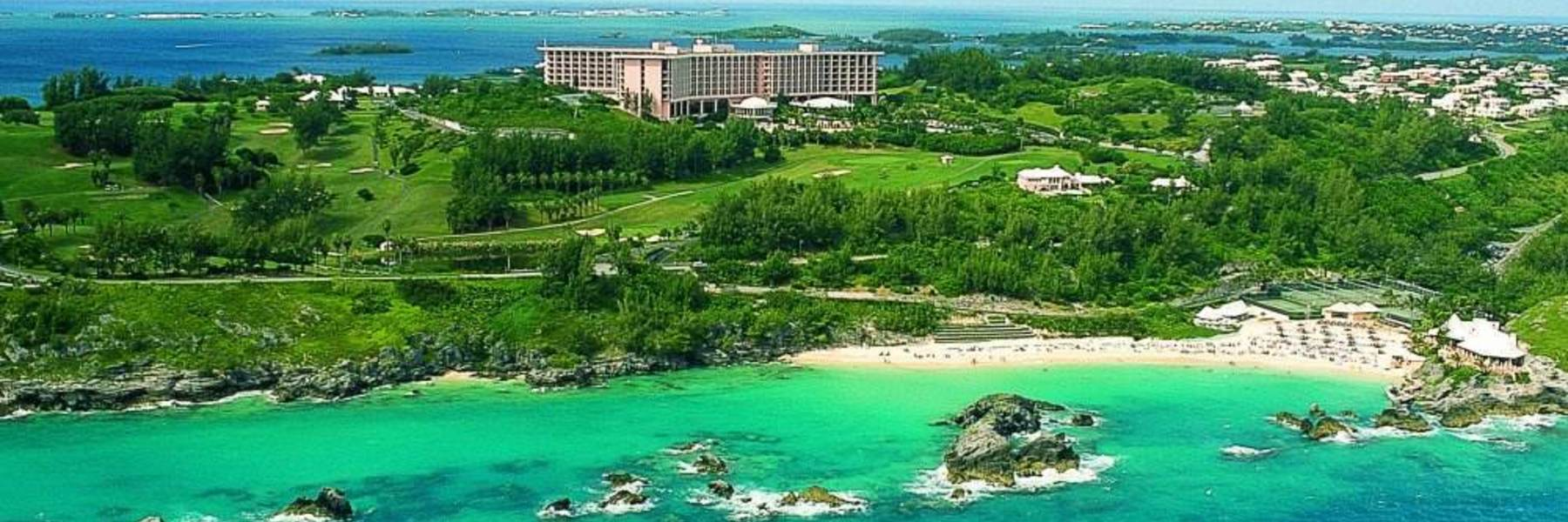 Golf Vacation Package - Fairmont Southampton Summer Golf Around Getaway - $334 per person/per day!