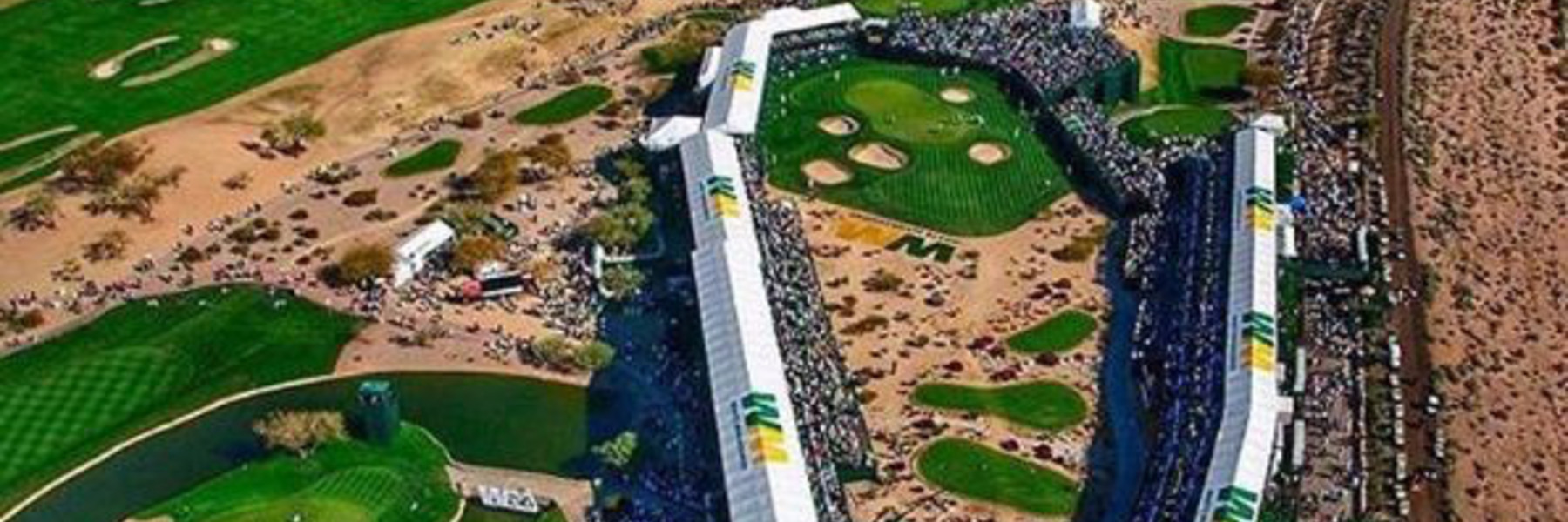 "Golf Vacation Package - Phoenix Open - ""Greatest Show on Grass"" Stay and Play at $199!"