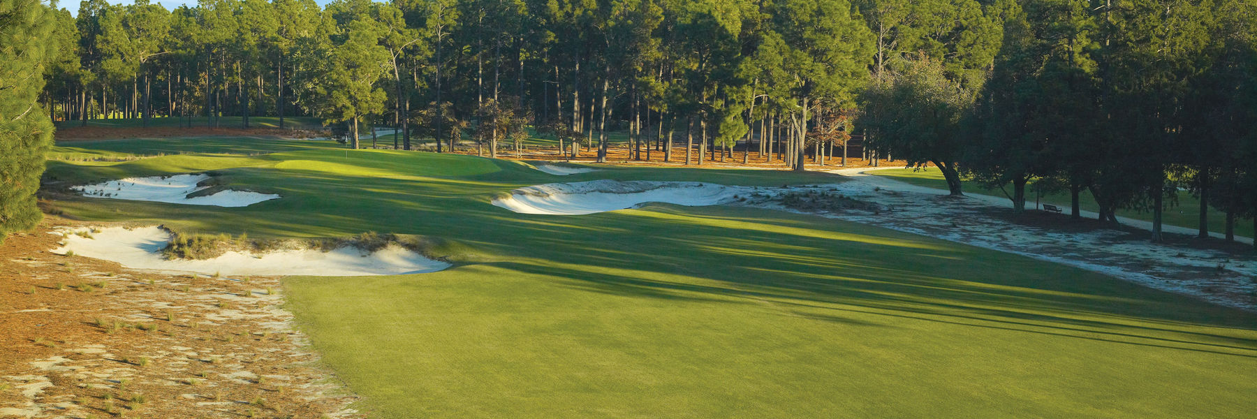 Golf Vacation Package - Pinehurst Resort - 3 nights, UNLIMITED Golf, and $100 Gift Card per person!