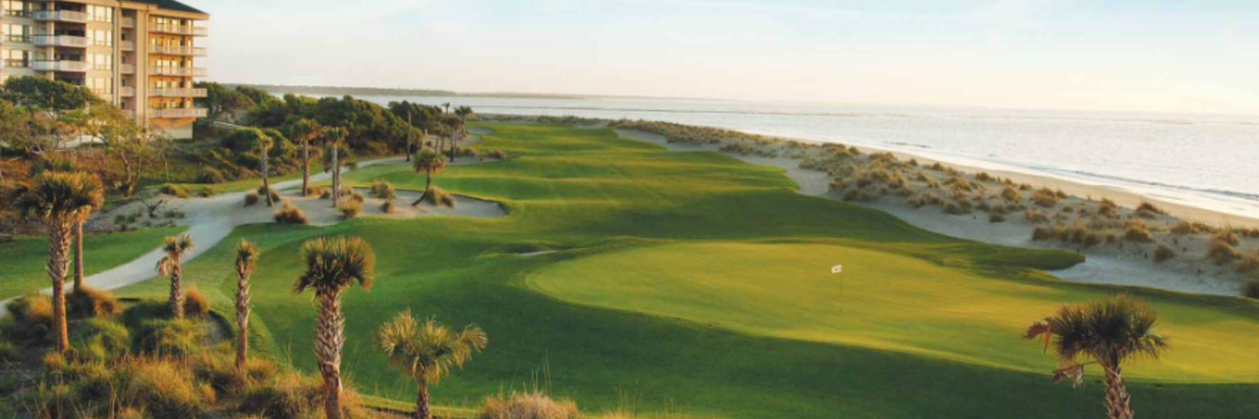 Golf Vacation Package - Wild Dunes Resort-Harbor Course