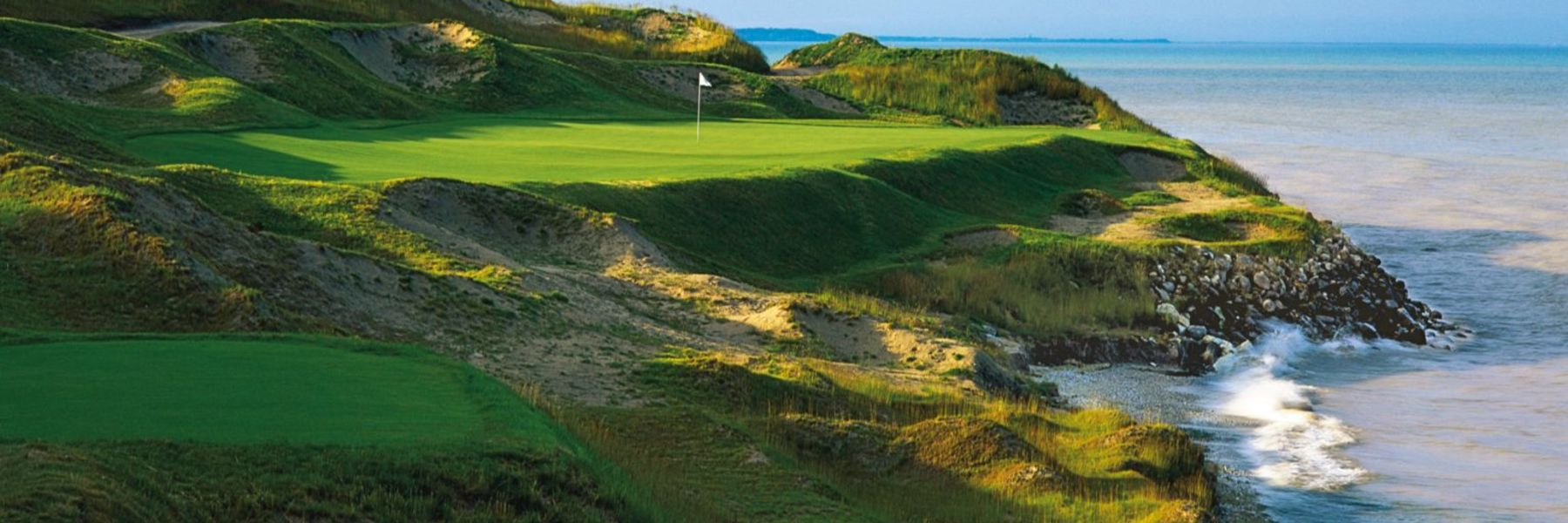Golf Vacation Package - Whistling Straits Stay and Play - 3 Nights & 3 Rounds for $439 per person, per day!