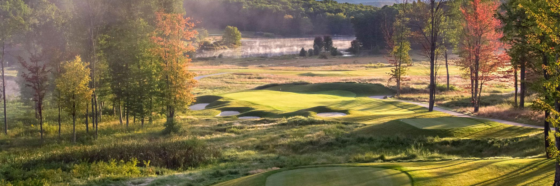 Pennsylvania Golf Vacation Packages