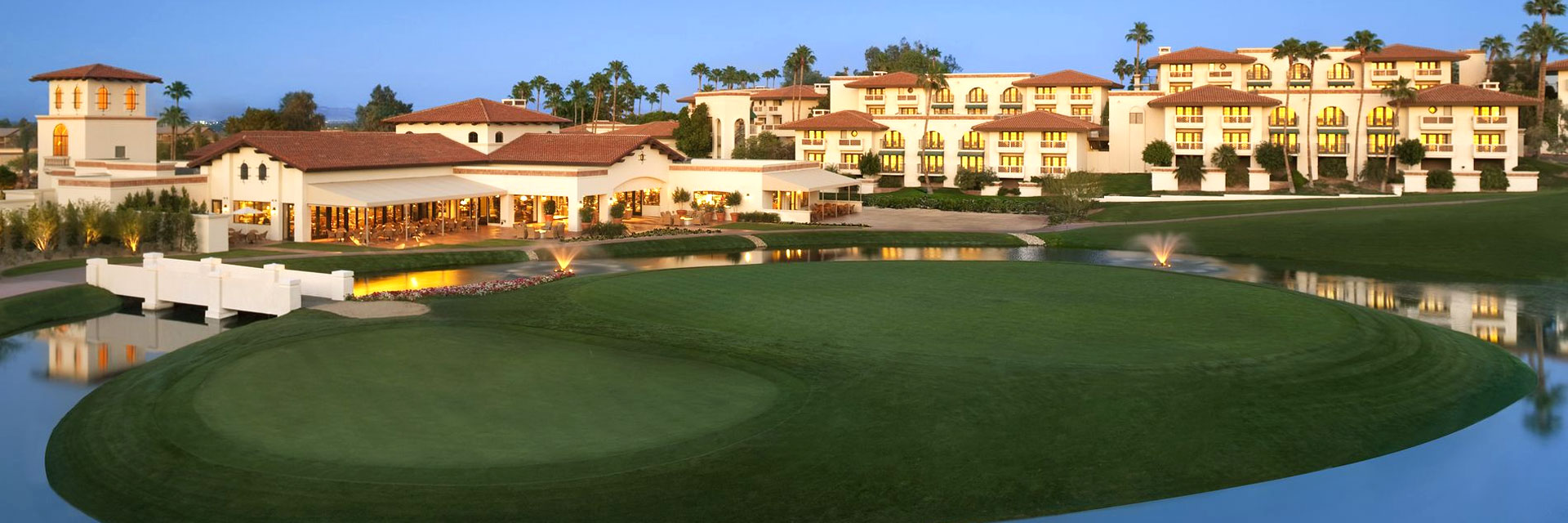Phoenix / Scottsdale, AZ Golf Package: Arizona Grand - Suite + Dinosaur Mtn/Raven/Southern Dunes for $149 per person, per day!