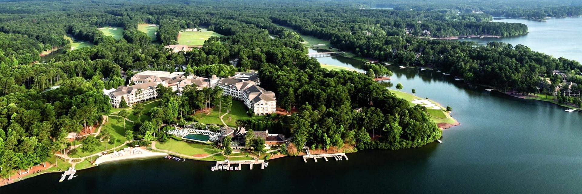 Reynolds Lake Oconee Golf Package: Golf Zoo Exclusive - starting at $299 per person / per night!