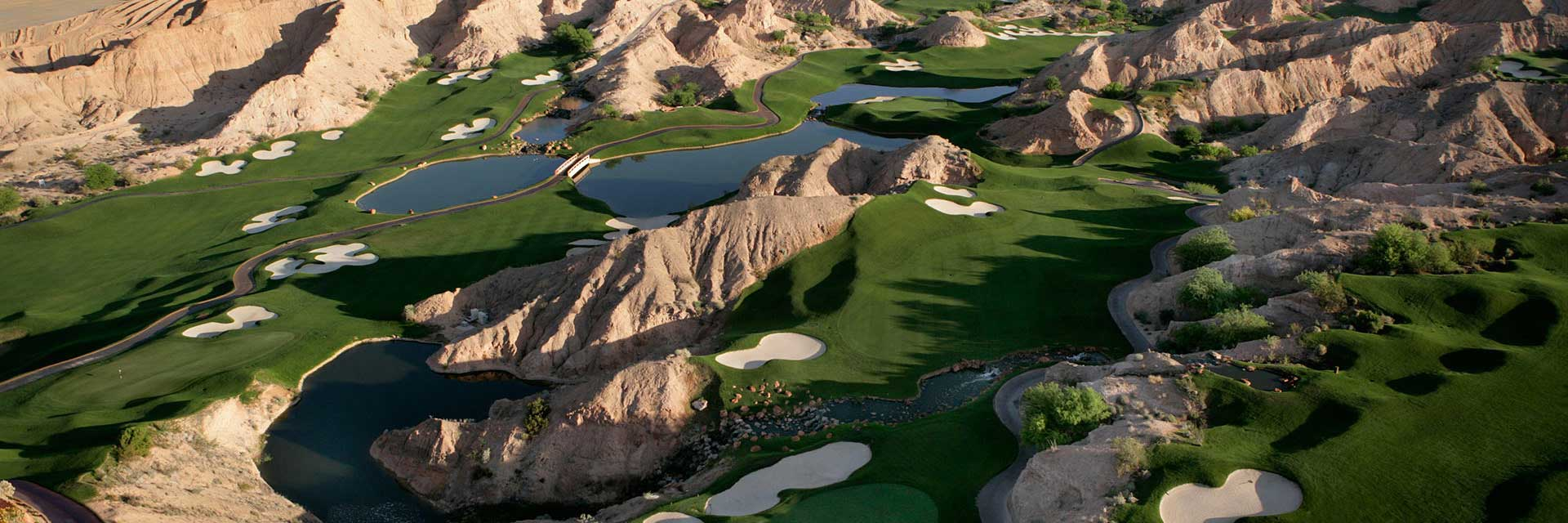 Mesquite, NV: Stonehaven Private Homes + Wolf Creek / Conestoga / Oasis / Coyote for $125 per person, per day!