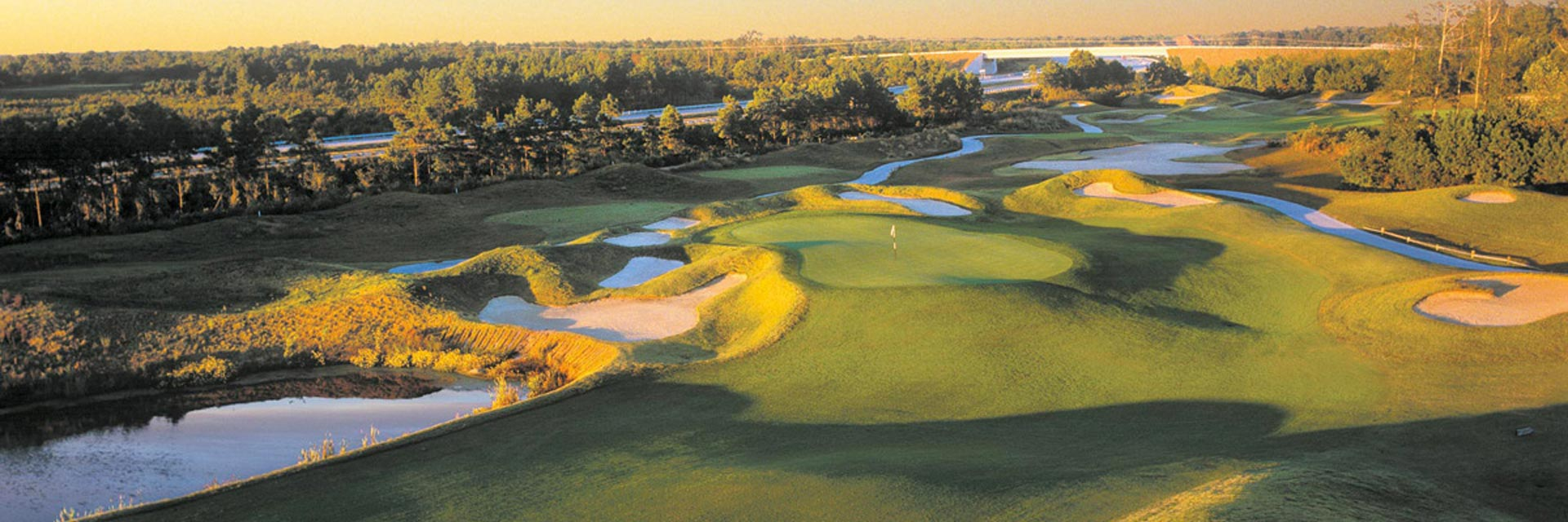 "Myrtle Beach Golf Package: Barefoot Resorts ""Big Break Package"" - 4 Nights / 4 Rounds starting at $125 per person, per day!"