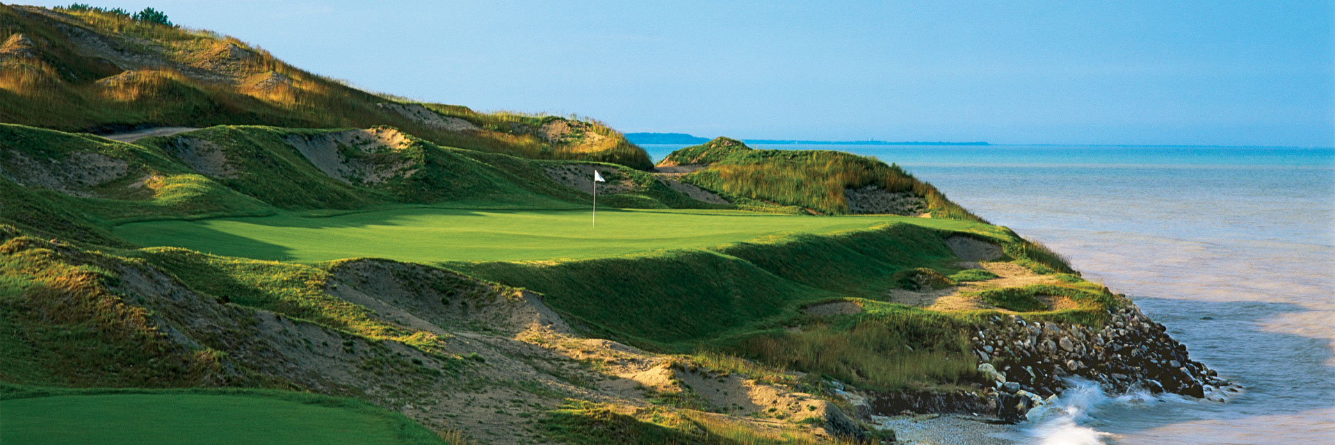 Whistling Straits October Stay and Play - Inn on Woodlake + Any 4 Courses for $439 per person, per day!
