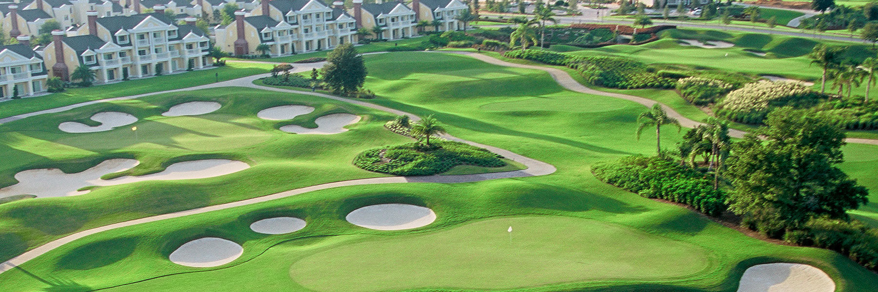 Golf Vacation Package - Reunion Summer Blow-Out Special at $189 per person, per day!