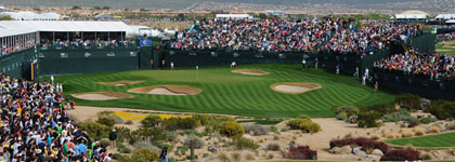 'Greatest Show on Grass' Stay and Play - TPC Stadium/Southern Dunes/Eagle/Raven for $199 per person, per day!