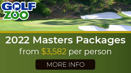 Golf Masters Ad